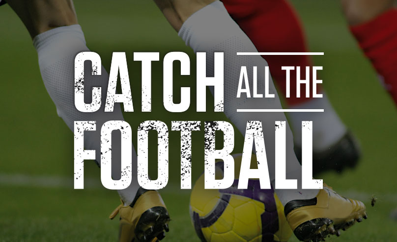 Watch Football at The Golden Lion