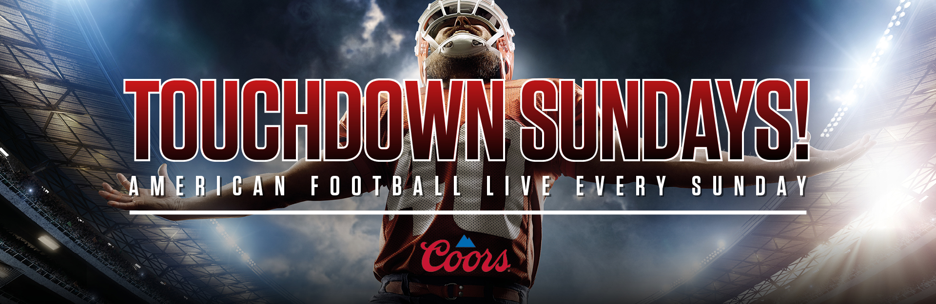 Watch NFL at The Golden Lion