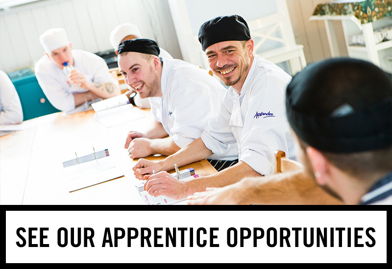 Apprenticeships at The Golden Lion