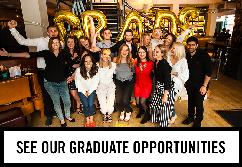 Graduate opportunities at The Golden Lion