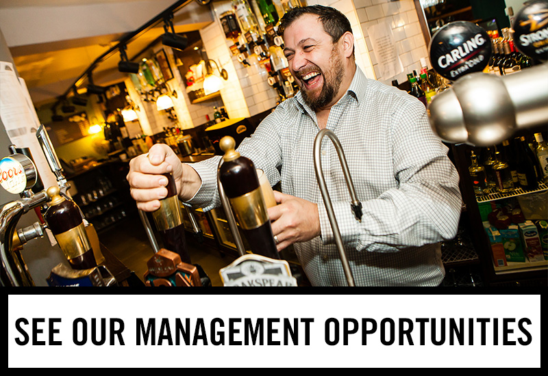 Management opportunities at The Golden Lion