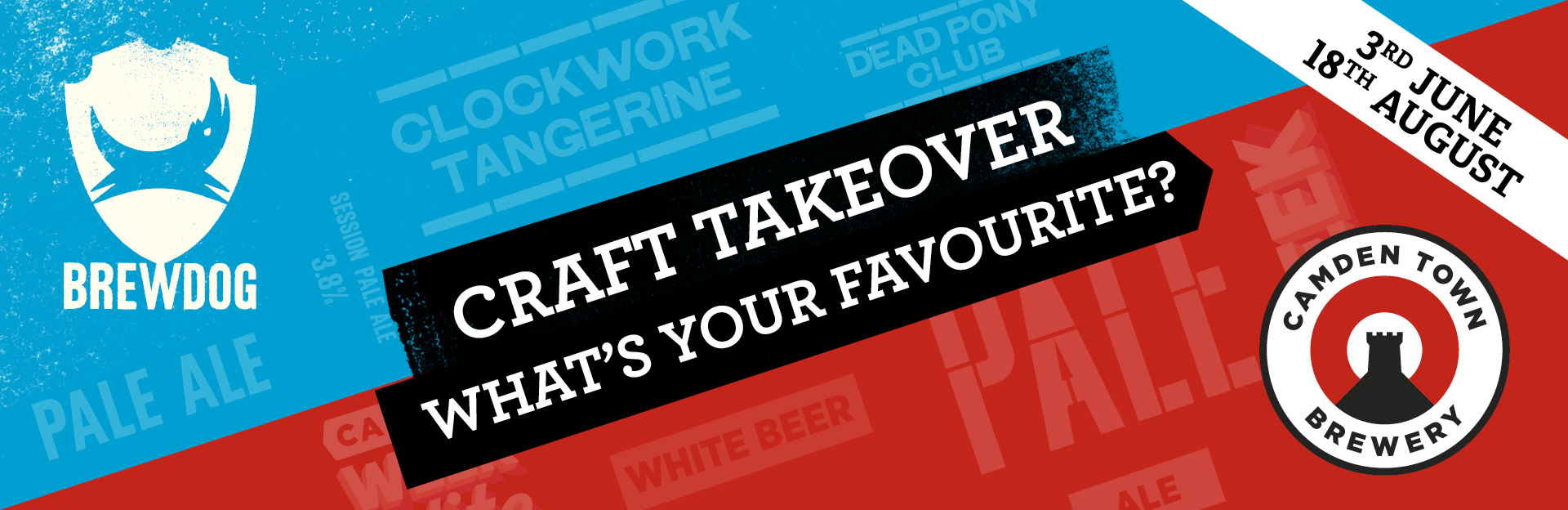 Craft Takeover at The Golden Lion